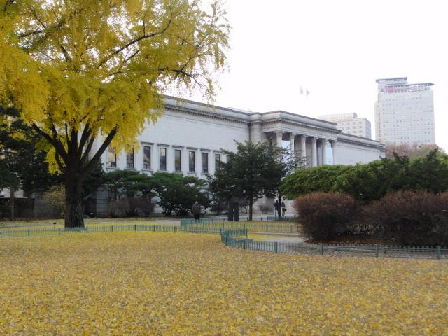 2012年11月 徳寿宮美術館
