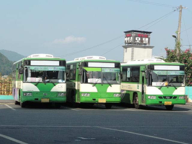 2013年8月18日 宝城バスターミナル