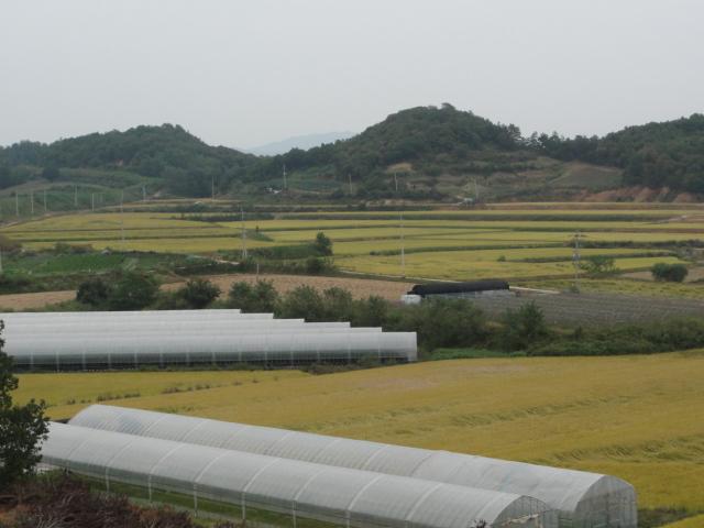 2013年9月21日 江原道鉄原