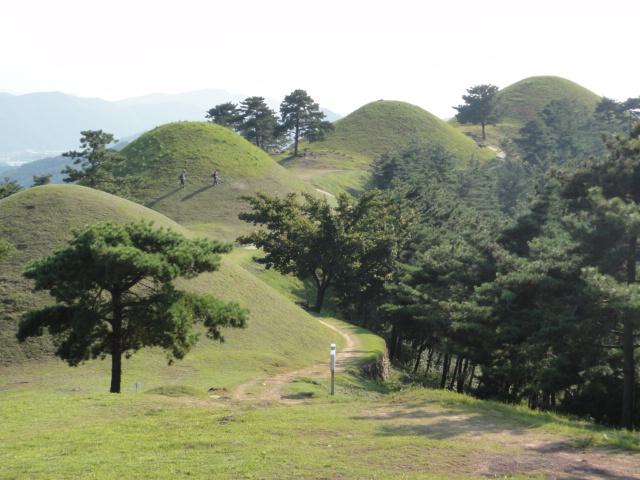 2013年9月23日 池山洞古墳群3