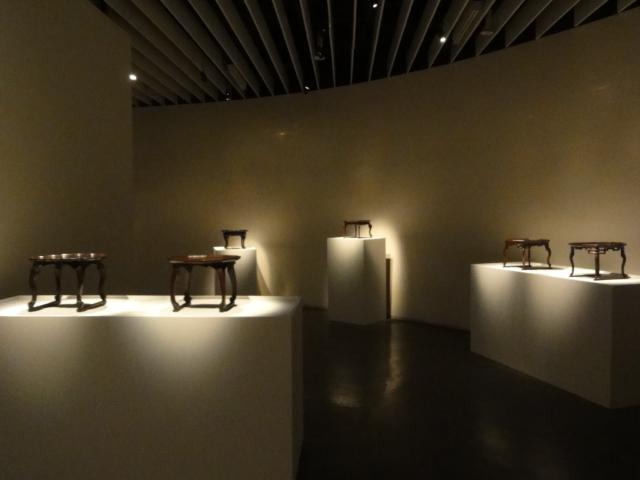 2013年11月15日 湖林博物館 展示室