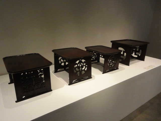 2013年11月15日 湖林博物館 小盤2