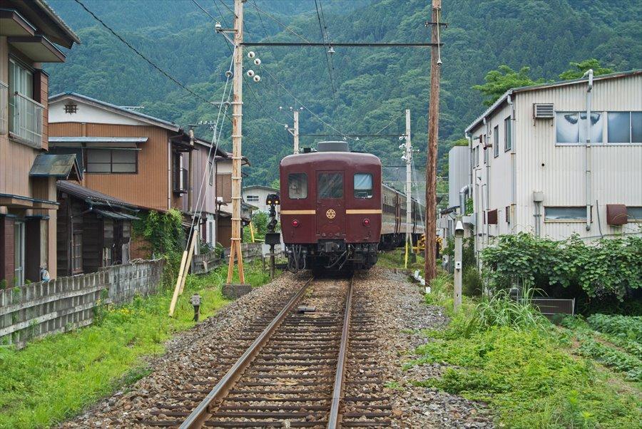 秩父鉄道SL三峰口SL終点到着06