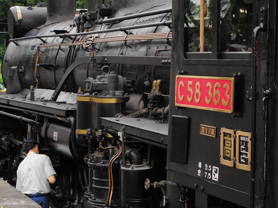 秩父鉄道SL整備士02
