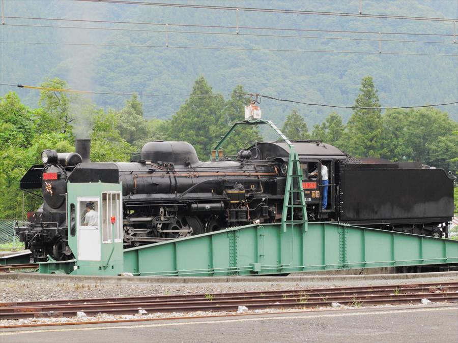 秩父鉄道SL転向台06