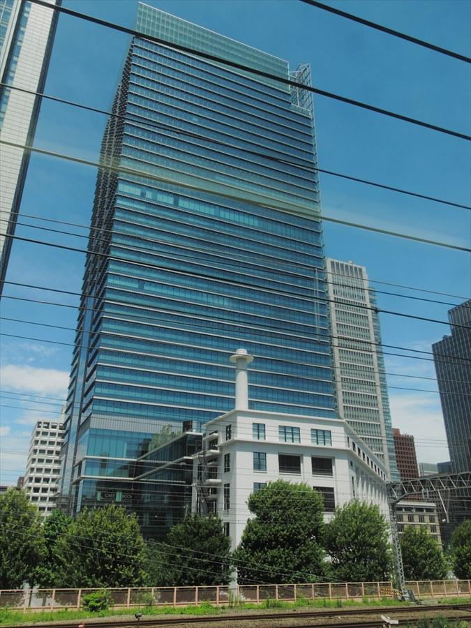 東海道線東京駅接近06