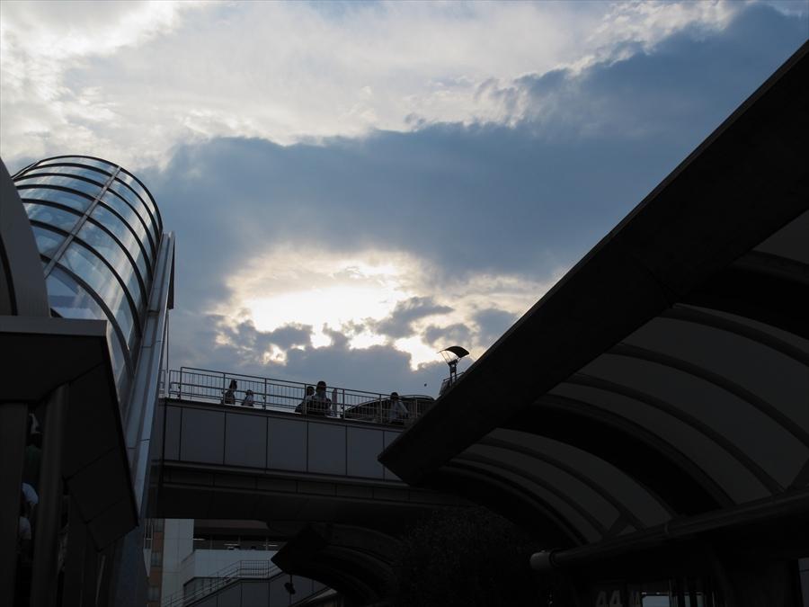 仙台川崎茨城風景仙台夕景01