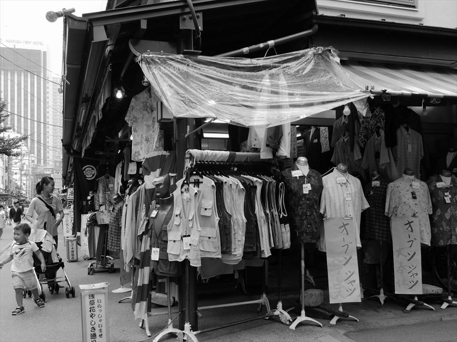 浅草情緒02浅草らしいファッションショップ04