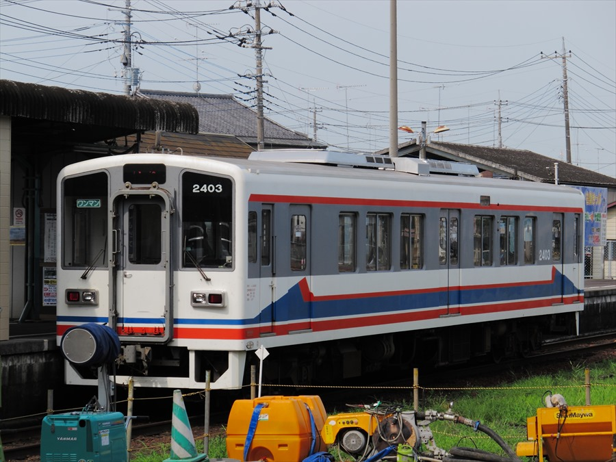 水戸線下館駅風景関鉄03