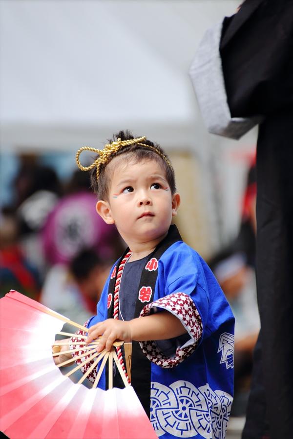 仙台東口雀踊り真剣04