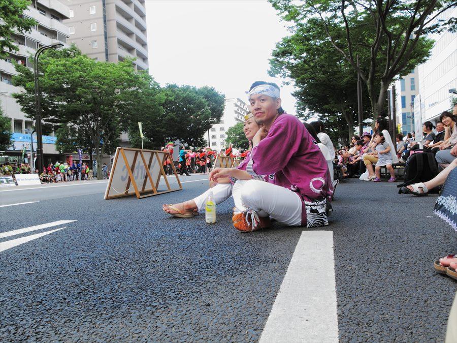 仙台東口雀踊りプロローグ02パワー見学06