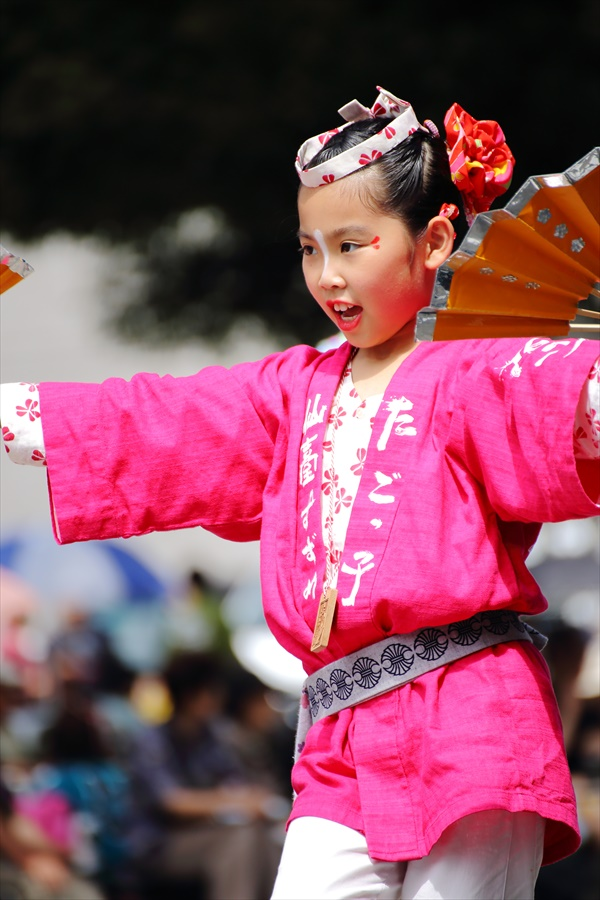 仙台東口雀踊り真剣05