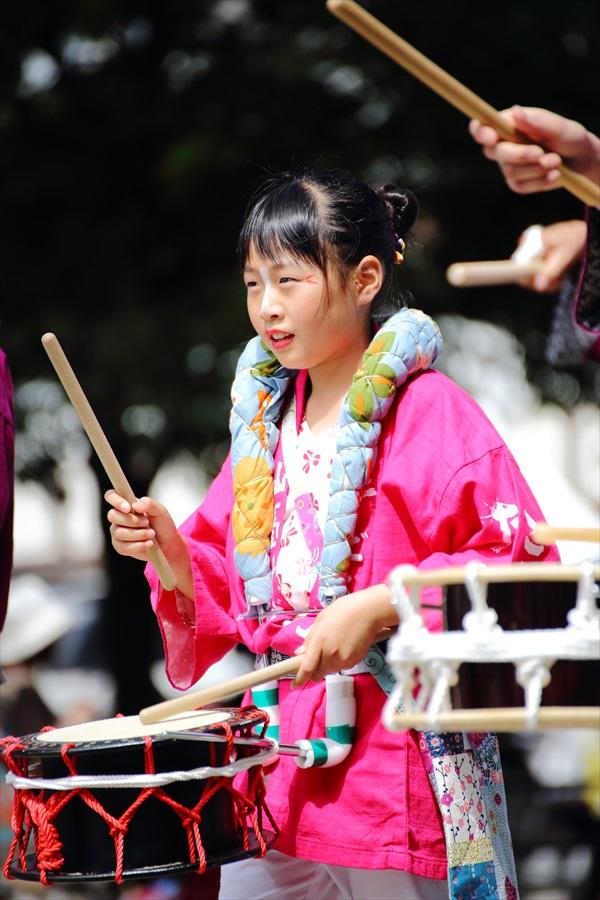 仙台東口雀踊り真剣06