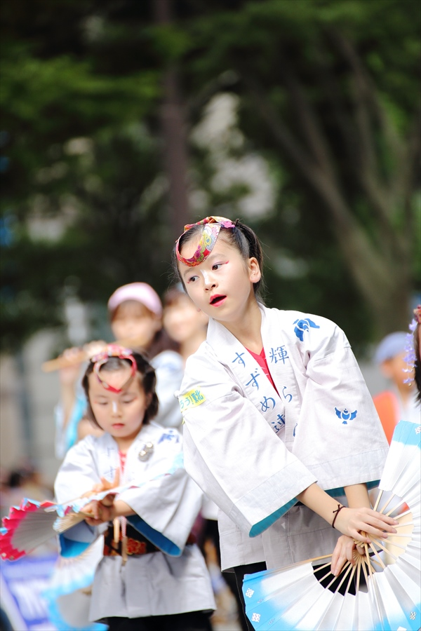 仙台東口雀踊り真剣07