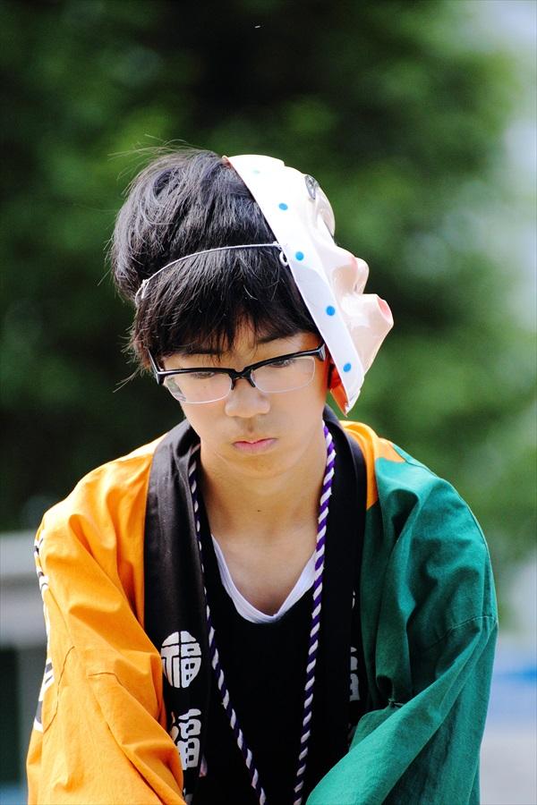 仙台東口雀踊り真剣08