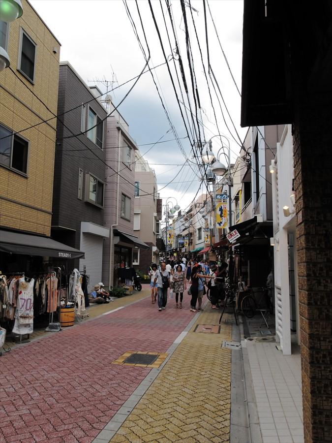 高円寺阿波踊りプロローグ01ルック通り01
