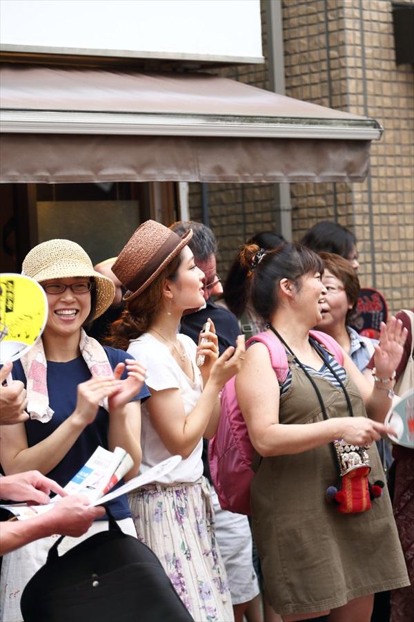 高円寺阿波踊りプロローグ01ハウスマヌカン07