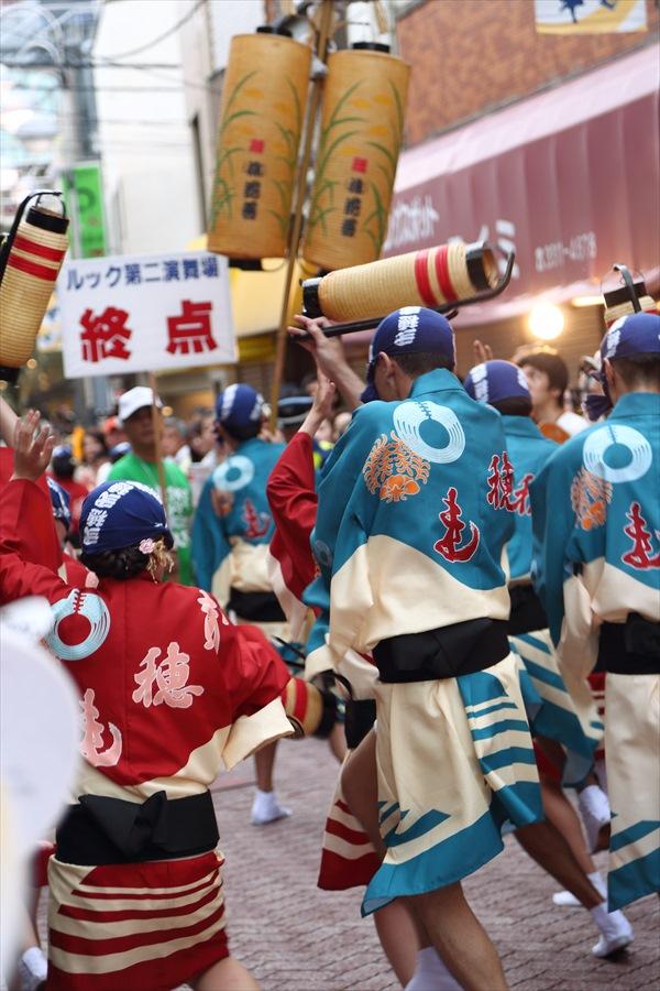 高円寺阿波踊り01男踊り05