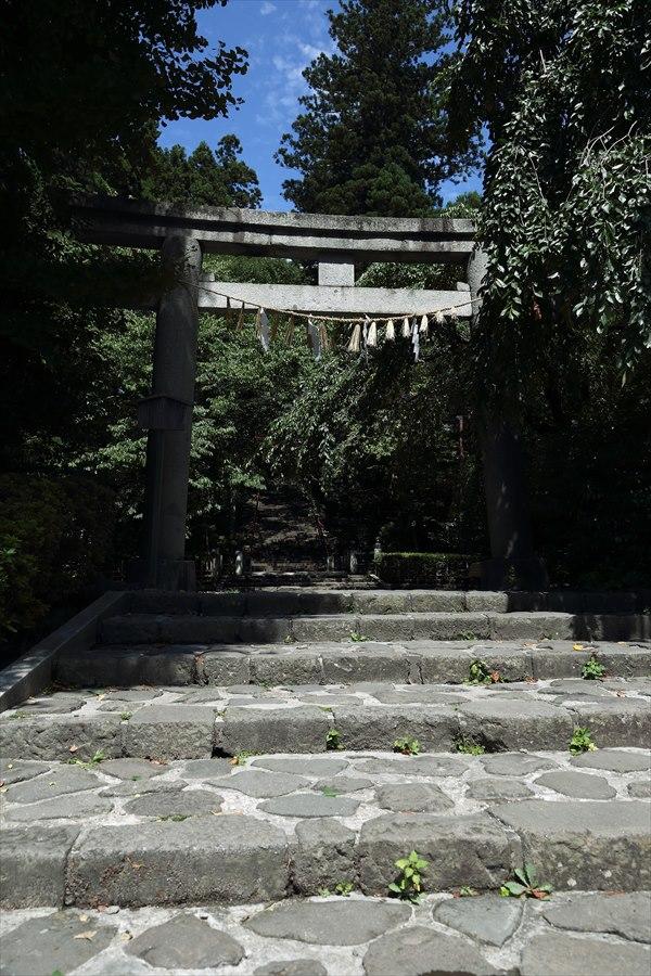大崎八幡宮01参道入り口01