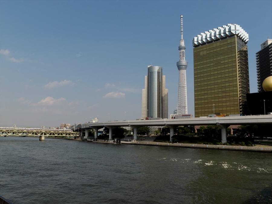 浅草吾妻橋3点セットの風景06