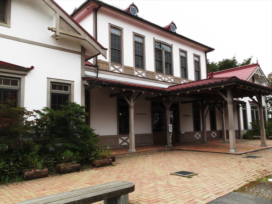 旧軽井沢駅06