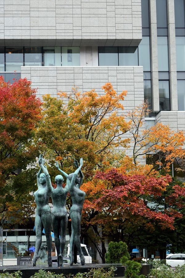札幌大通り01彫像04