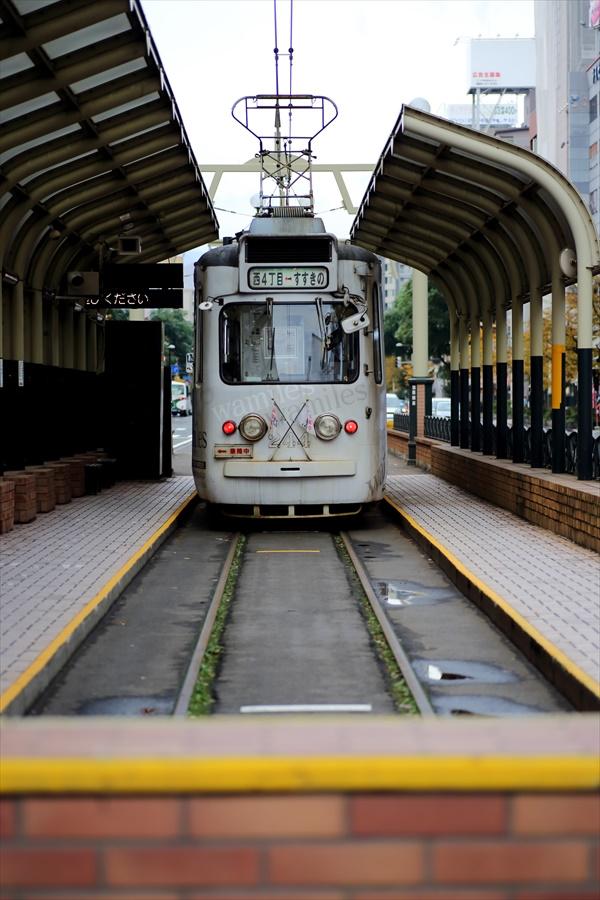 札幌市電と街角05