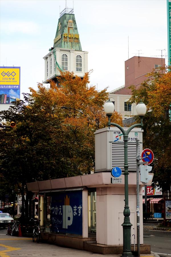 札幌市電と街角04