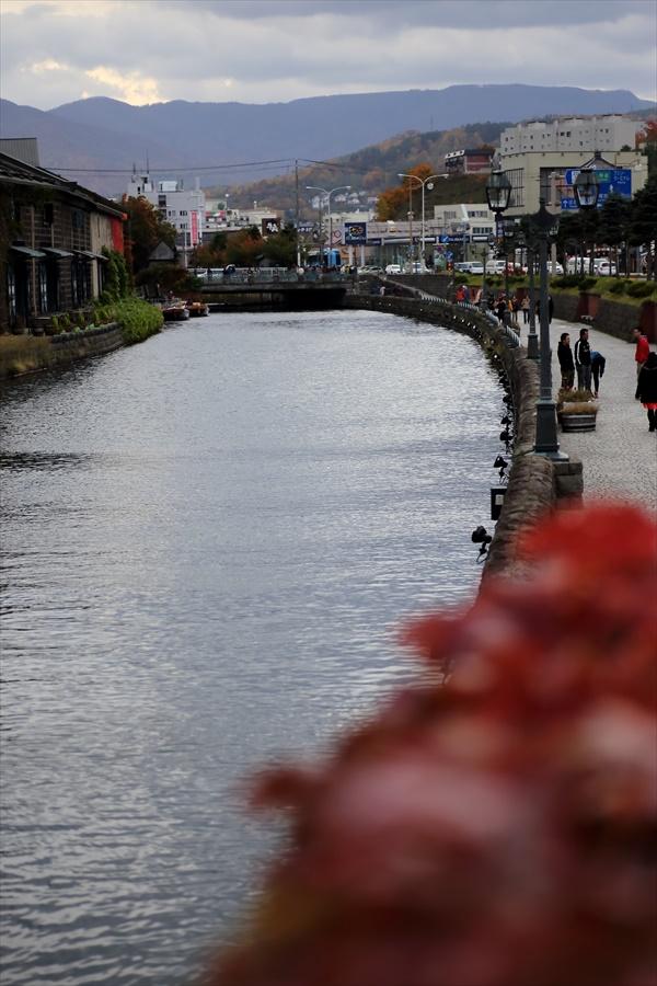 小樽運河01運河全景01
