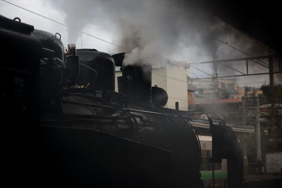 小樽駅ニセコ始動03