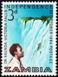 ザンビア独立