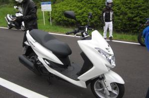 530ディスクとヤマハ試乗会 011