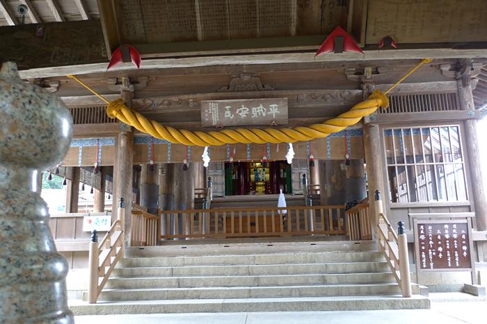 吉備津神社  岡山県  10