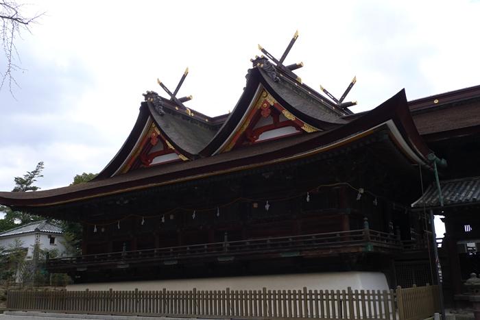吉備津神社  岡山県  13