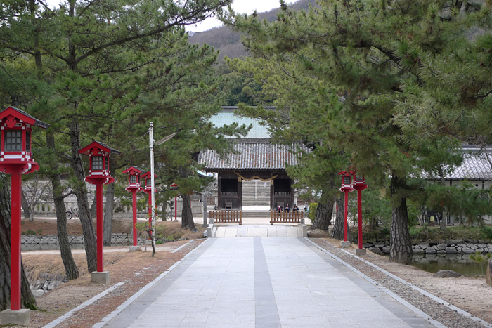 吉備津彦神社  岡山県  3