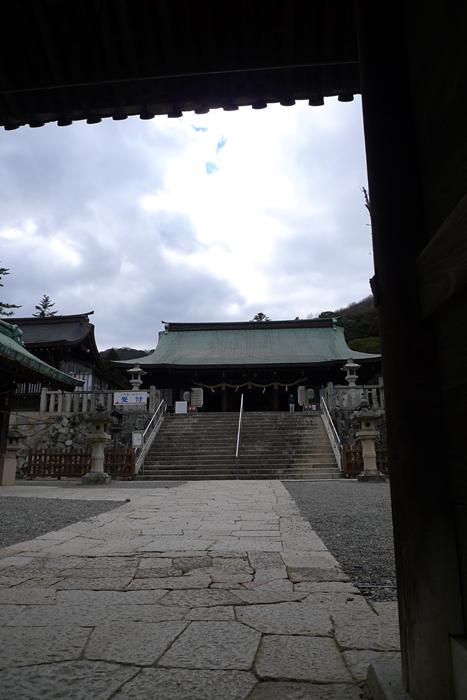 吉備津彦神社  岡山県  5