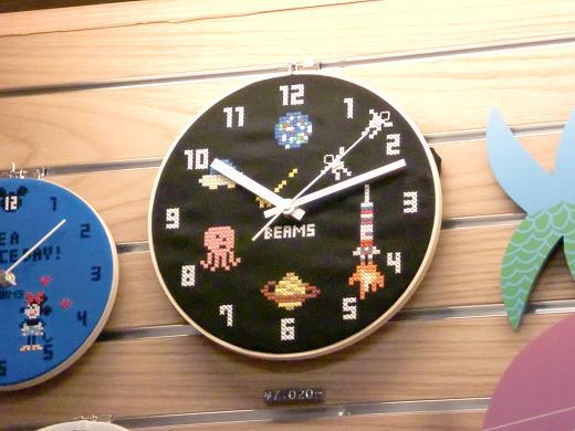 かわいい時計