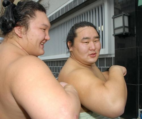 朝青龍&白鵬
