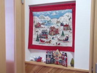 クリスマス飾りを縫ってみたよ~
