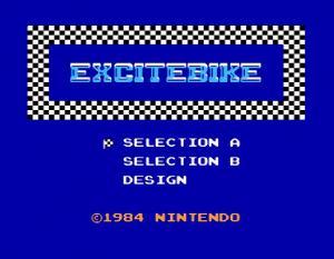 エキサイトバイク1