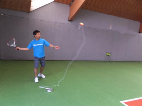 テニスヒット2