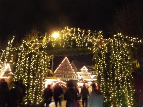 Esslingen クリスマスマーケット1