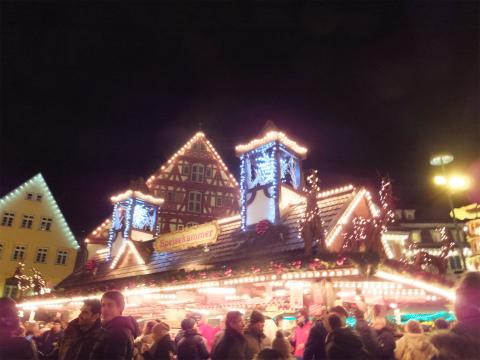 Esslingen クリスマスマーケット2