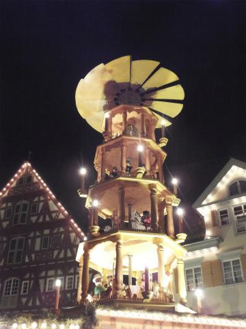 Esslingen クリスマスマーケット3