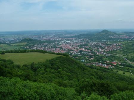 パンツの塔からの眺め2