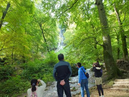 ウーラハの滝2