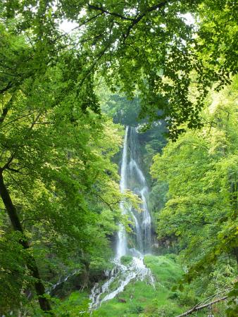 ウーラハの滝1