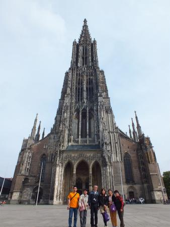 ウルム大聖堂1