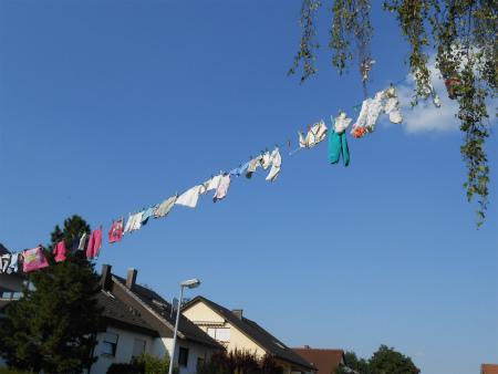 洗濯物?1