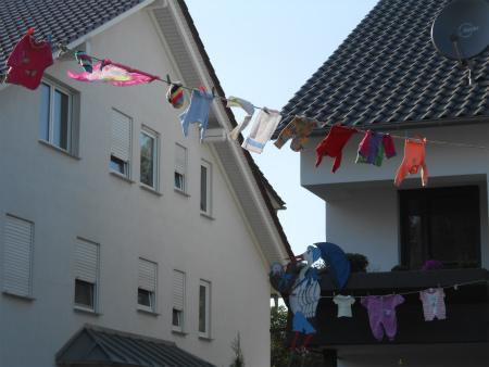 洗濯物?4
